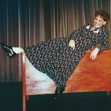 Rita Horstmeier as Miss Hannigan