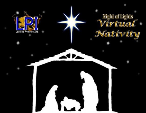 LPI Night of Lights Virtual Nativity