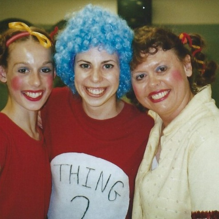 Rita Horstmeier Seussical Thing 2007