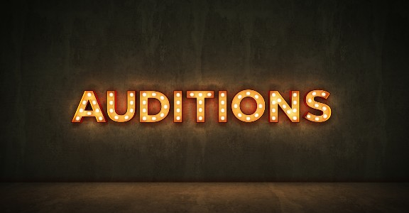 auditions promo